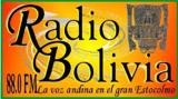 Radio Bolivia - La voz andina en el gran Estocolmo