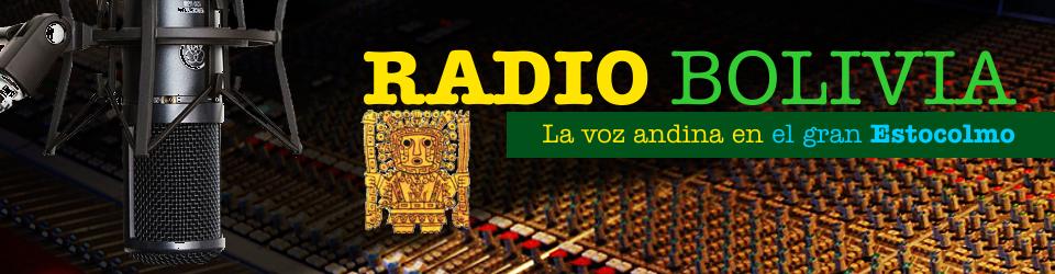 Radio Bolivia en el gran Estocolmo. Bolivianos en suecia